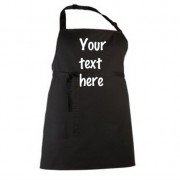 Personalised Printed Apron