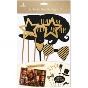 6 New Year Photo Props