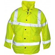 PCAA93 High Vis Site Jacket