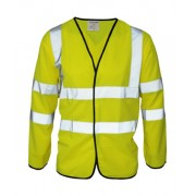 PCAA92 High Visibility Long Sleeved Coatlet
